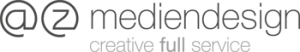Logo az mediendesign